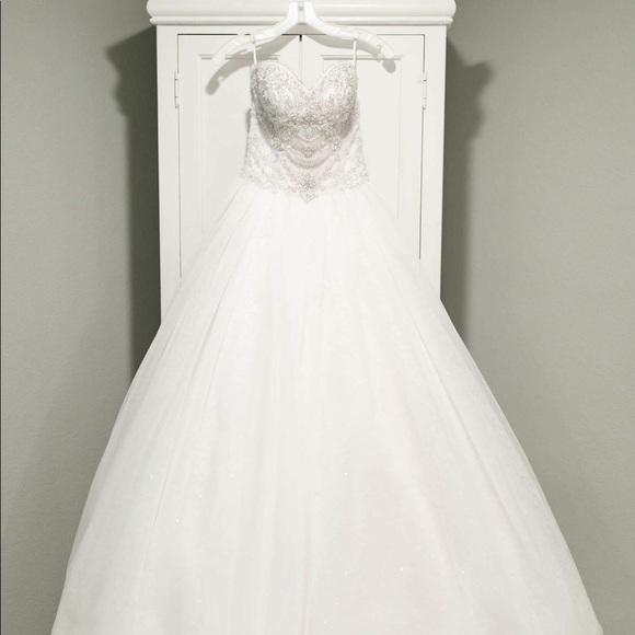 Sophia Tolli Novella Wedding Gown